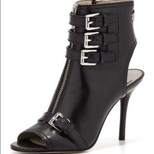 Michael Kors Roswell peep toe ankle boot